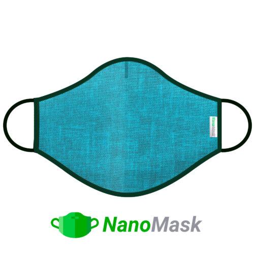 Mascarilla NanoMask Agua Marina