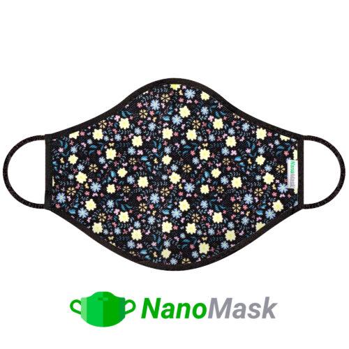Mascarilla NanoMask Capri Negro