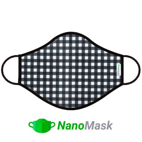 Mascarilla NanoMask Vichy Gris