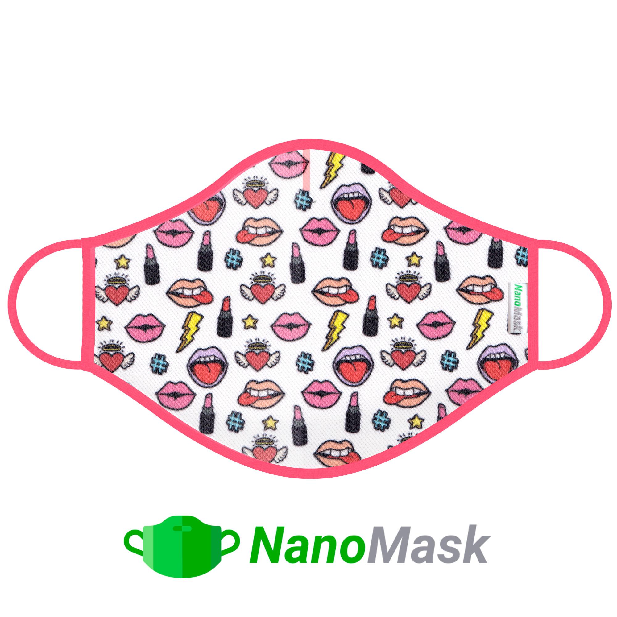 Mascarilla NanoMask Labios