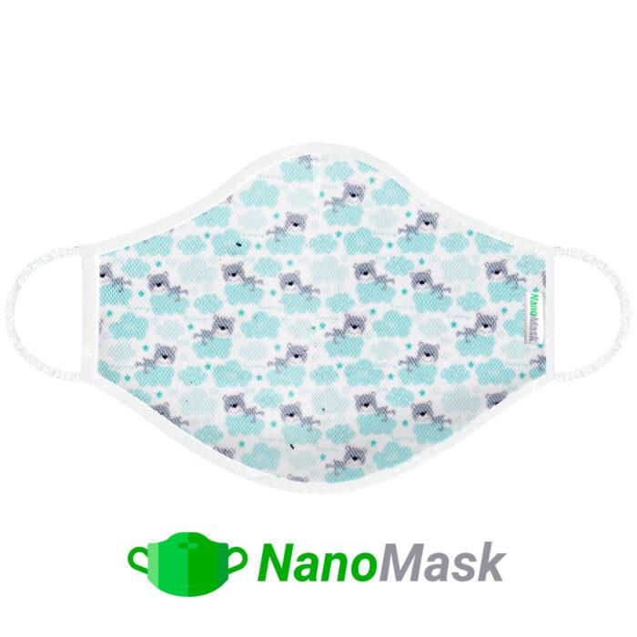 Mascarilla NanoMask Ositos
