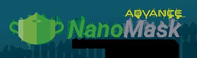 Nanomask, la mascarilla cómoda y eficaz Logo